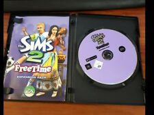 The Sims 2 Free Time Expansion Pack for PC