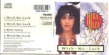 "ofra haza - wish me luck rare 3"" cd single"
