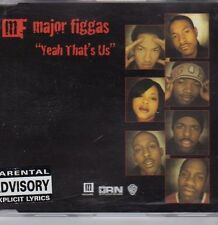 (DY99) Major Figgas, Yeah That's Us - 2000 CD