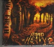 (CD593) Vic Firth Artist Series, Hard + heavy 2 - sealed double DJ CD