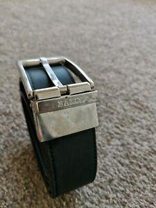 BALLY Seret belt for men in grey