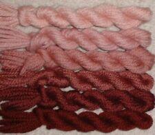 Paternayan Wool 3ply Persian Yarn Needlepoint Crewel 920 Wood Rose Family