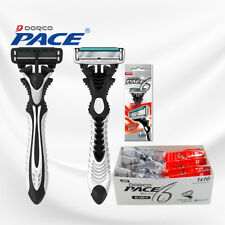 DORCO Pace 6 Disposable Razor Blade 10 PCS NEW