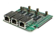 3 x 10/100 LAN Module Mini-ITX Motherboard AD3RTLANP