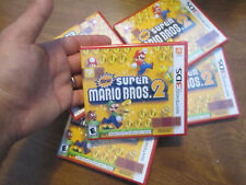 New Super Mario Bros. 2 Nintendo 3DS AUTHENTIC BRAND NEW FACTORY SEALED
