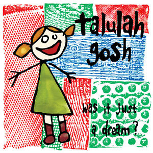 Talulah Gosh - Was It Just A Dream?  CD * BRAND NEW* *INDIEPOP*