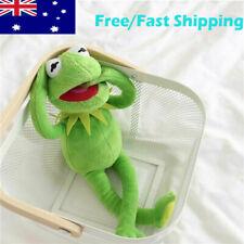 40cm Soft Eden Full Body Kermit the Frog Hand Puppet Memes Plush Toy Jim Henson