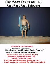 Surfer Mathew American Diorama 1:24 Scale resin figure. New Discounted price!!!!