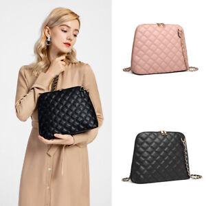 Women Designer Handbag Classic Ladies Quilted Shoulder Chain Cross Body Bag