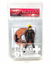 "Manga Anime Series APPLESEED DVD FIGURE 01 6"" action Boxed figure RARE"