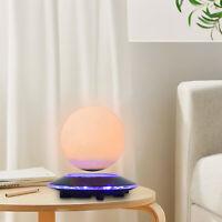 Magnetic Levitation 3D Moon Lamp Table Lamp Globe Night Light Floating Moon LED