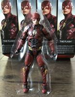 FLASH DC Multiverse Justice League Movie TV show Steppenwolf BAF wave SHIPS FAST