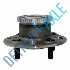 New Rear Complete Wheel Hub and Bearing Assembly for 2001-05 Honda Civic w/ ABS