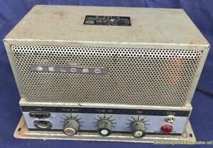 GELOSO G-221-A Amplificatore di Alta Qualità