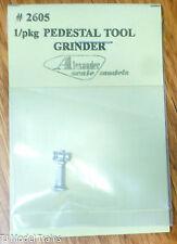Alexander Scale Models #2605 Pedestal Tool Grinder (Metal Casting )