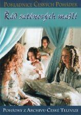 Rad satenovych masli 2000 Fairy Tale DVD Czech lang.