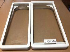 Used Frigidaire Refrigerator Flip Shelf 218636602(free Shipping)30 day warranty