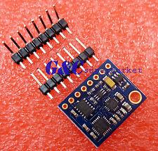 2PCS 9DOF 9axis degree of freedom IMU sensor ITG3200/ITG3205 ADXL345 HMC5883L