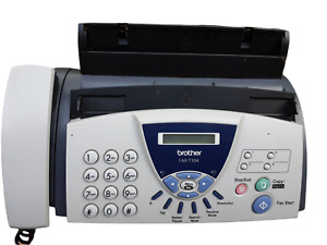Brother FAX-T104 Fax machine/telephone- working.