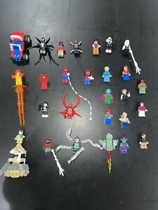 LEGO Daily Bugle 76178 Minifigures and Props