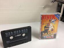 Atari 800 130 Xe Ninja Juego Mastertronic Vintage Raro Retro Cassette