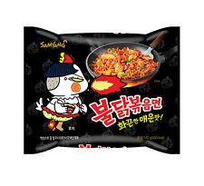 Samyang Buldak Fried Bokkeum Ramyun Hot Spicy Korean Noodles