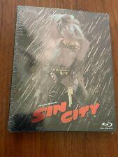 Sin City Steelbook Rare & Brand New/Sealed Best Buy 2005 Jessica Alba