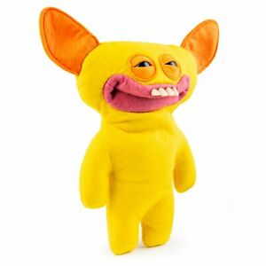 Spin Master FUGGLER Funny Ugly Monster Yellow  Grin Grin Brand New Rare