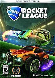Rocket League: Collector's Edition PC BOX ONLY NO STEAM KEY WITH ART INSERT
