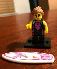 LEGO MINIFIGURES SERIES 4 8804 - Surfer Girl