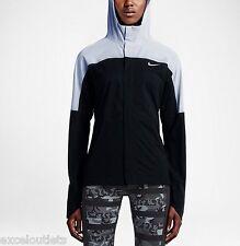 NWT! Nike WMNS Shieldrunner Flash Running Jacket Size XL 688559 010 (#3159)