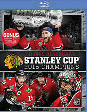 2015 Stanley Cup Champions (Blu-ray Disc, 2015)   Chicago Blackhawks BRAND NEW