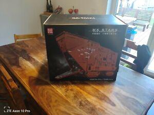 Mould King Sandcrawler 21009 NEU & OVP Star Wars MOC --mit Lizenz by Cavegod-