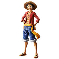 ONE PIECE - Grandista The Grandline Men Monkey D. Luffy DX Pvc Figure Banpresto