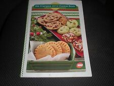 2012~CHRISTMAS COOKIE BOOK Cookbook~WE Energies Wisconsin Electric Co. Recipes
