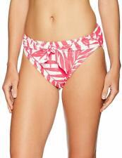 Carmen Marc Valvo Women's Bikini Bottom Swimsuit with Shaping Liner Detail Small