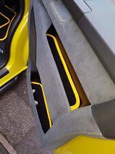 VW T6 Transporter Custom Door Card Inserts SET OF 4 Upgrades Cab Mat