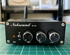 Nobsound NS-15G Mini Digital Stereo Class D Amplifier with Bluetooth 4.2 100W×2!