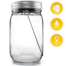 Lacari ® Original Solarglas - Auch Als Gartenleuchte Hängeleuchte - Wasserdichte