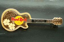 HRC hard rock cafe tokyo Cherry Blossom 2000 Guitar le500