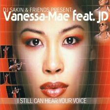 Vanessa-Mae I can still hear your voice (2002, feat. JD)  [Maxi-CD]