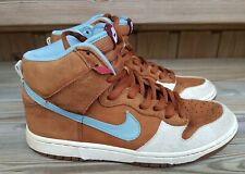 Nike Dunk SB High Premium Skate Mental Trainers Uk7 Eur41