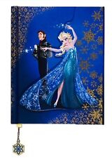 NEW D23 EXPO Disney Store Elsa Frozen Fairytale Designer Princess Journal
