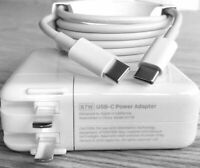 "Brand 87W USB-C Power Adapter for App le Macbook Pro15"" A1707 13"" A1706/A1708"