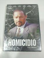 Homicidio Serie TV Volumen 8 - 3 x DVD Español Ingles Nueva