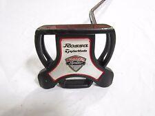 "Used RH Taylormade Rossa Monza Spider 34"" Putter Golf Pride Grip"