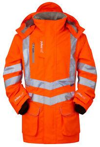 Pulsar PR502 Rail Specification Padded Storm Coat 3Xl