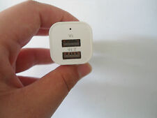 Dual USB Car Charger 2 Port Adapter DC5V For Universal iPhone Smart Phone ipod
