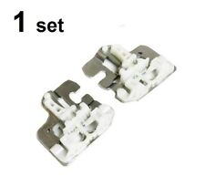 FOR BMW X5 E53 WINDOW REGULATOR REPAIR CLIPS with METAL SLIDER FRONT L& R