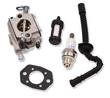 Carburetor Carb For Stihl 021 023 025 MS210 MS230 MS250 Saw Fuel Filter / Line